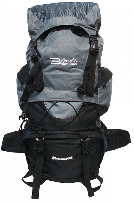 6759b1a4ba8 ACRA BA65 Turistický batoh 65 l