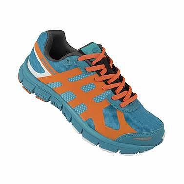 9d348c558752 Spokey Liberate 5 Bežecké topánky dámske petrol-oranžová vel. 36 - 40