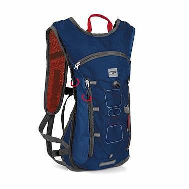 f6f53b5dc Spokey FUJI Cyklistický a bežecký batoh 3l modrý   Sportovní potreby