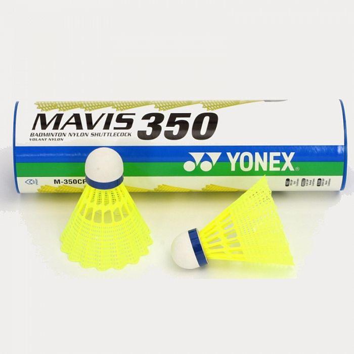 5976b2b87 Badmintonové lopty YONEX Mavis 350   Sportovní potreby