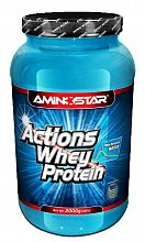 Aminostar Whey Protein Actions 65 2500g