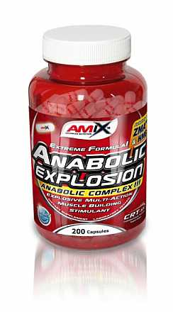 Amix Anabolic Explosion Complex 200cps f63299a8624
