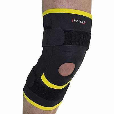 Spokey Segre II - Bandáž kolena béžová - univerzálna veľkosť ... 37ddebe567